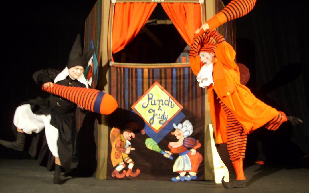 """A3TEATR – """"Punch i Judy"""" / PL"""