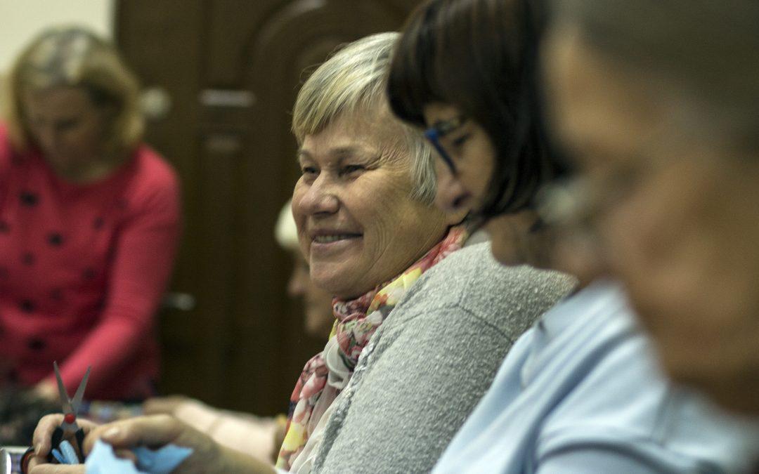 """ASOS """"Seniorzy w akcji – spotkania kompetencji"""""""