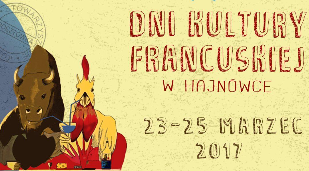Dni Kultury Francuskiej w Hajnówce