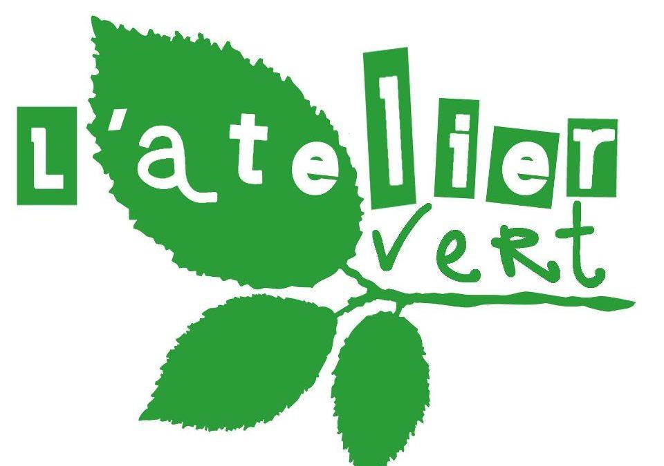 Rozpoczęliśmy warsztaty ekologiczne z członkami francuskiego stowarzyszenia L'atelier vert