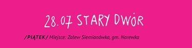 Zapowiedź MFT Wertep 2017 – Stary Dwór, gmina Narewka