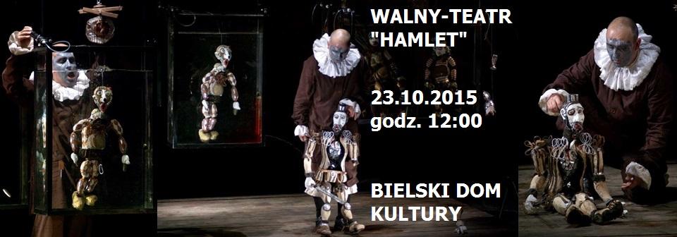 """LAS KULTURY – """"Hamlet"""" Walny-Teatr"""