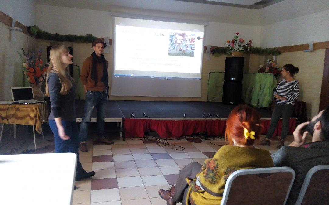 EVS: prezentacja kultury francuskiej