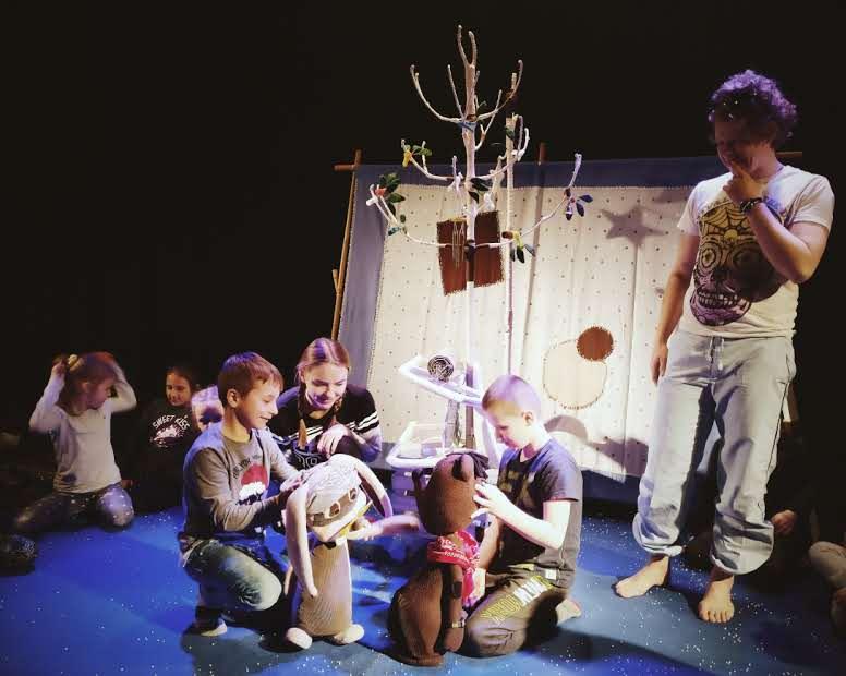 Wykłady i warsztaty teatralne w Kolnie